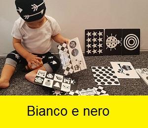 Libri in bianco e nero per bambini