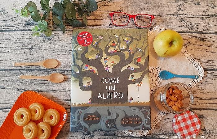 Come un albero libro educazione ambientale