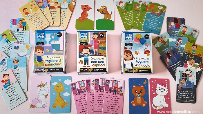 Giochi Kidslove sulle Life Skills