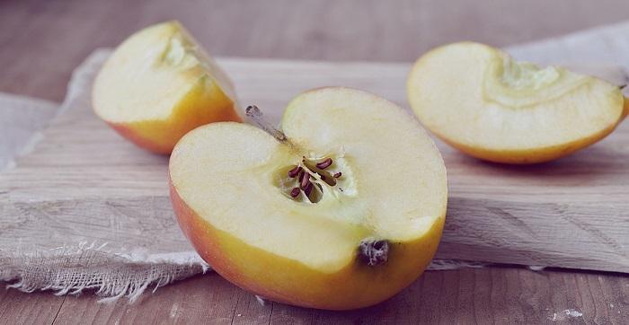 esperimenti con le mele