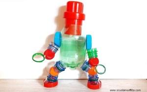 Attività sui robot per bambini e ragazzi