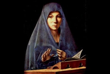 Annunciata - Antonello da Messina