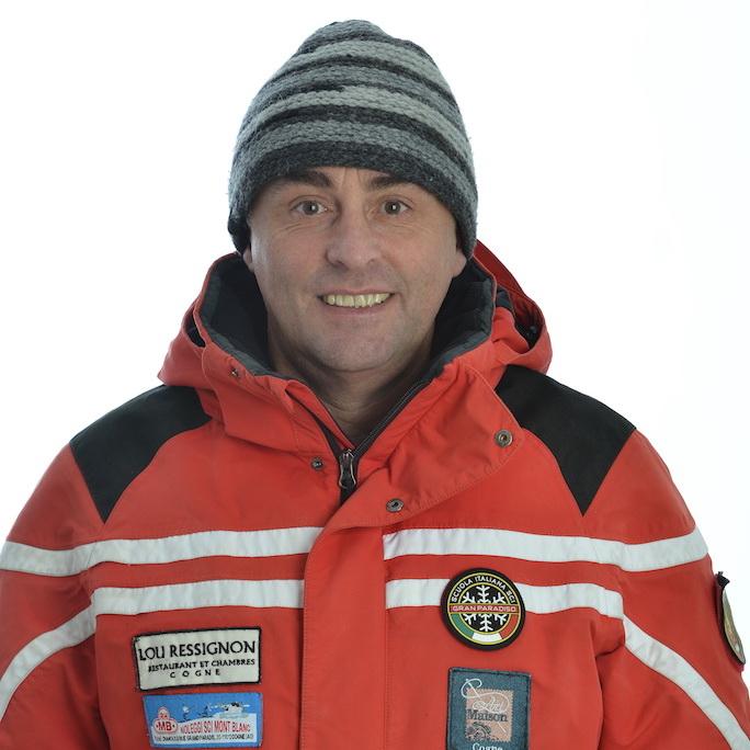Dante Désaymonet - Sci Alpino