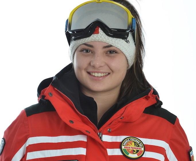 Margherita Enrietti - Sci Alpino