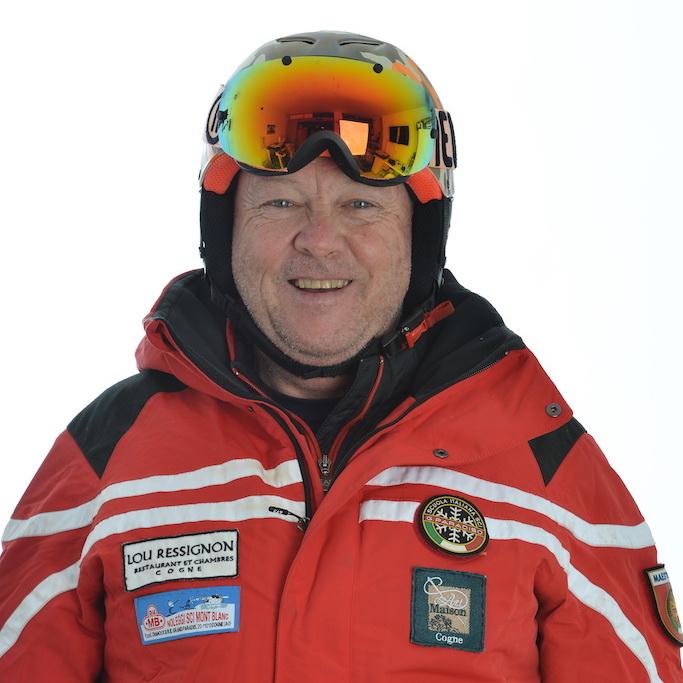 Daniele Gradizzi - Sci Alpino - Telemark