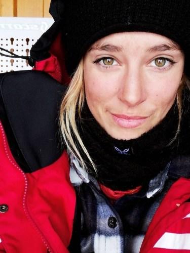 Foto Hiromi Gérard - snowboard