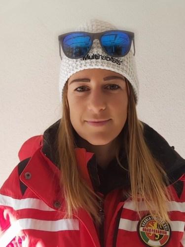 Noussan Ilenia - Maestra sci di fondo scuola Gran Paradiso