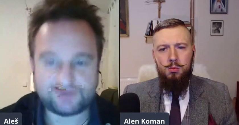 Gostovanje pri: Aleš Ernecl – Spreobrnitev Kristjana v kristjana: ZAČETEK