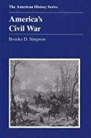 America's Civil War (American History)