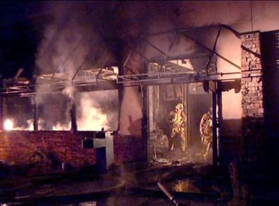 Fire, 11-6-2011