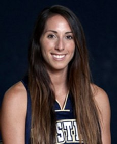 For the second consecutive year, The Master's College's Jackie Marshall was selected All-Conference.