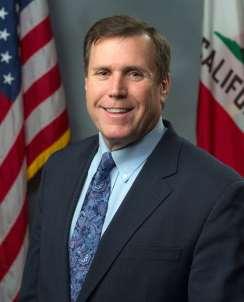 Scott Wilk, EDD Fraud Prevention