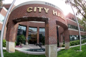 Santa Clarita City Hall