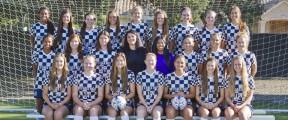 2013 Lady Mustang Team