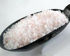 Water softeners that you put salt into are illegal.