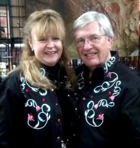 Bobbi Jean and Jim Bell, POutWest proprieters