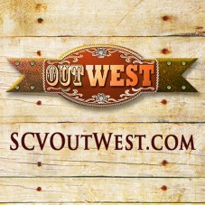 Out West logo