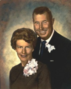 Alton and Pat Manzer, the writer's parents.