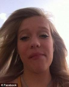 Kenadee, age 13 (Facebook)