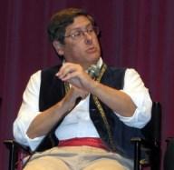 Phil Brigandi, longtime historian of the Ramona Pageant in Hemet. Photo: SCVTV.