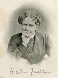 Helen Hunt Jackson. Click image for information.
