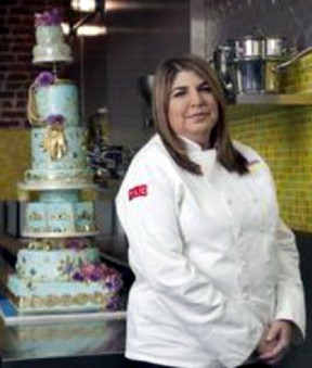 Leigh Grode, celebrity judge from TLC's Ultimate Cake Off will be a celebrity judge at the Cake Auction.