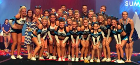 SCV All-Stars Senior Blue