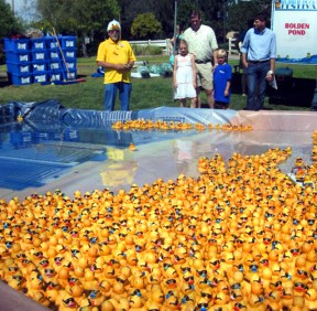 Samuel Dixon Family Health Center Hosts 12th Annual Rubber Ducky