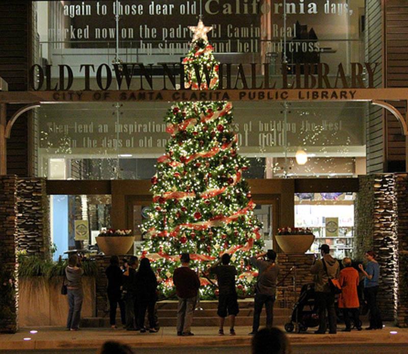 Christmas Decorations Santa Clarita Ca: Nov. 21: Light Up Main Street