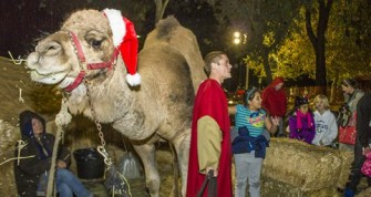 Thousands Celebrate Christmas Spirt At The Church On The Way-3