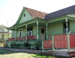 Pardee House at Heritage Junction.