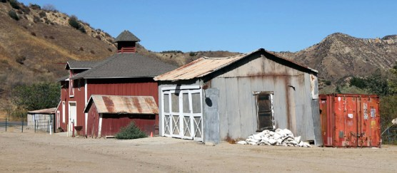 Mentryville ghost town in Pico Canyon, west of Stevenson Ranch.