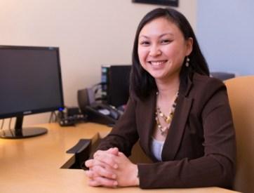 CSUN child and adolescent development professor Virginia Huynh. Photo: CSUN