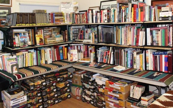 Amazing book deals will be available from the Hart Park gift shop this weekend.