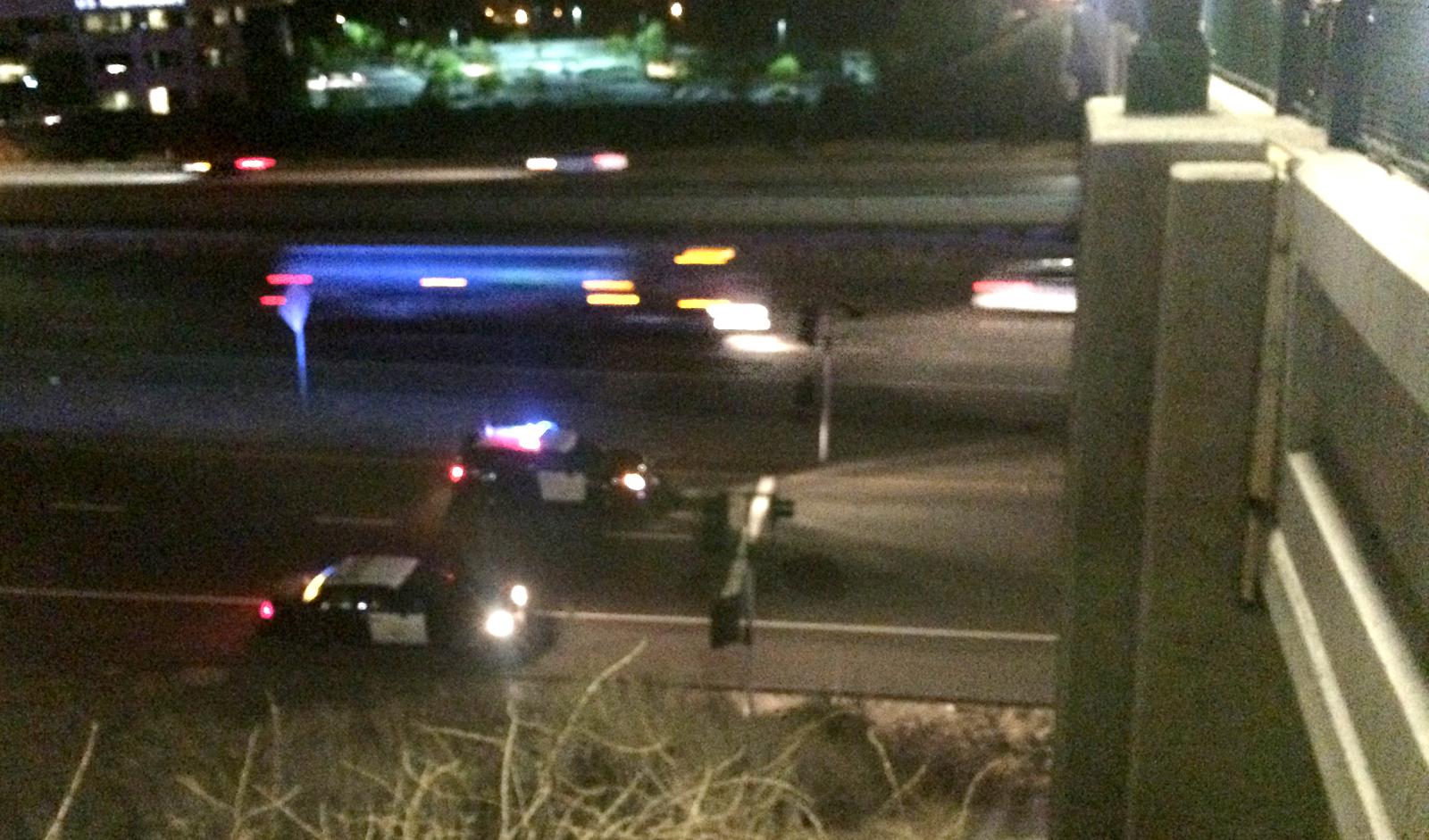 Body on Freeway Ramp Identified