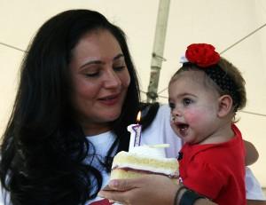 Baby Jasmine Winning
