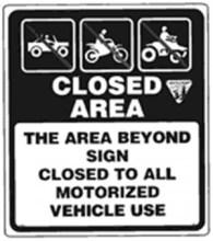 Fig. 4: Closed Area