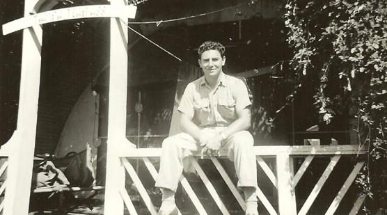 Tinian Island 1945
