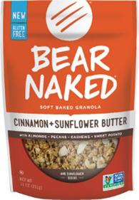 bear naked kashi recall