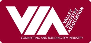 Valley Industry Association VIA logo