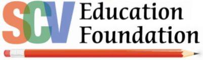 SCV Education Foundation logo