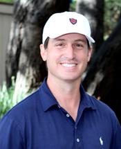 TMU Golf Coach Jason Semelsberger