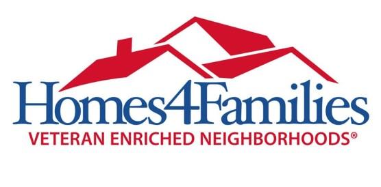 Homes 4 Families logo crop