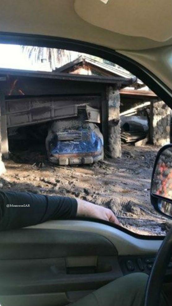 LASD Santa Barbara mudslide aid 2