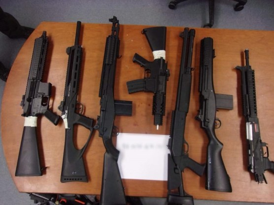 Castaic guns arrest 1 02-23-18