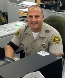 Santa Clarita Valley Sheriff's Station Dep. Brian Heischuber, Valencia (Zone 5)