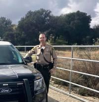 Deputy Kevin Duxbury, Santa Clarita Valley Sheriff's Station