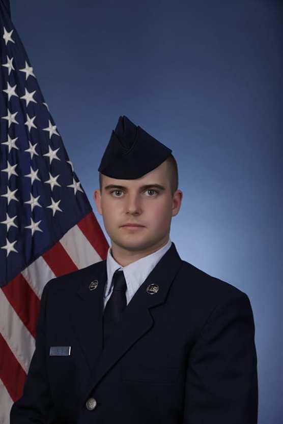 U.S. Air Force Airman 1st Class Steven R. Faris
