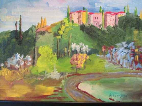 Near Tuscany