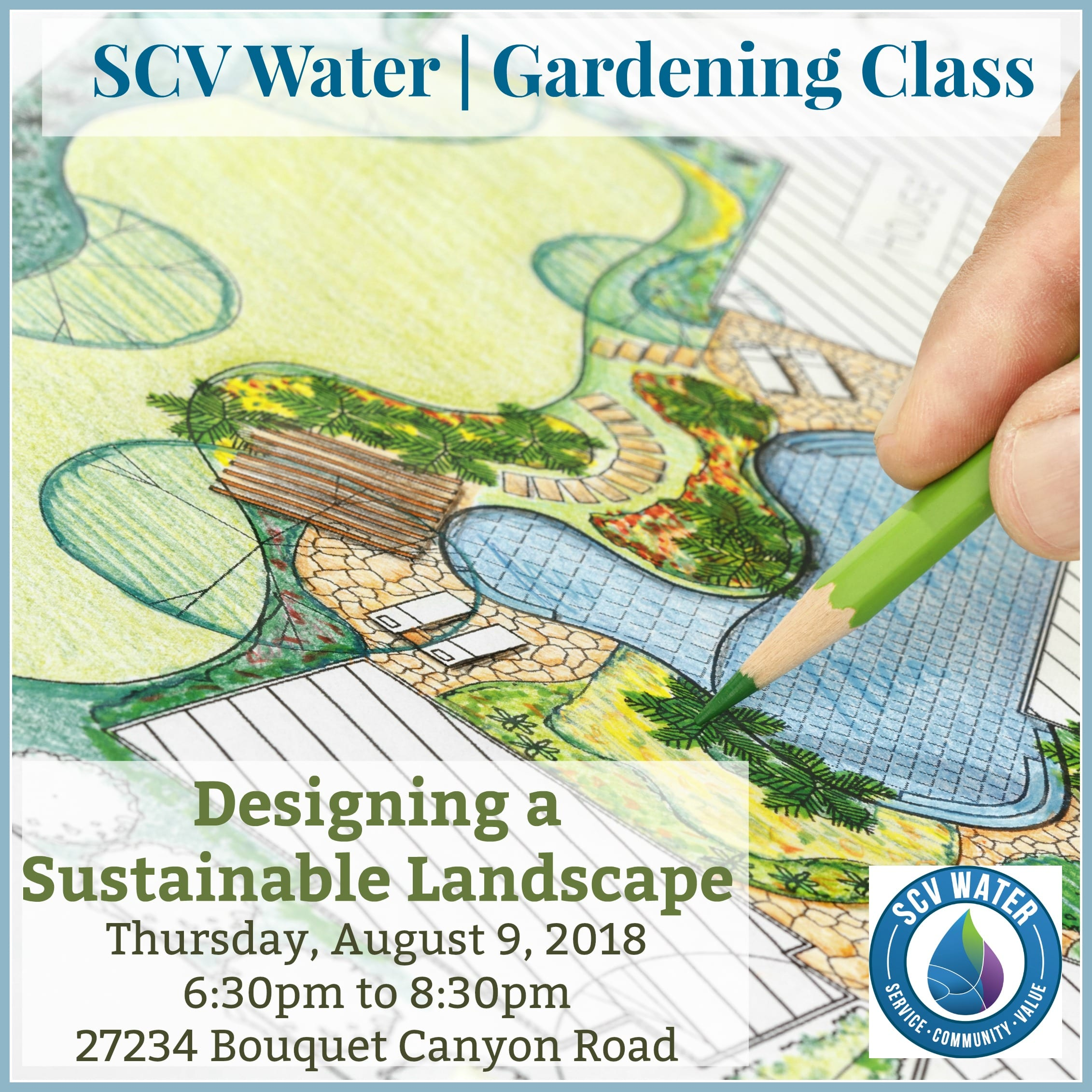 SCVNews.com | Aug. 9, 11: Free Landscape Design, Turf Care ...